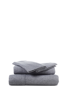 Marle Flannelette Sheet Set Queen Bed
