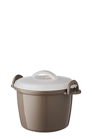 PROGRESSIVE  Rice Cooker with Locking Lid 6 Cup/1.4L