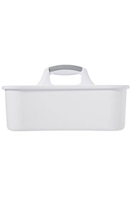 STERILITE LARGE DIVIDED CADDY WHITE