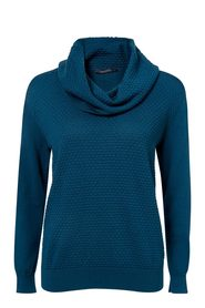 SAVANNAH Cowl Neck Pullover