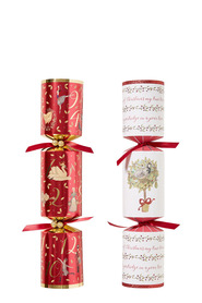 TOM SMITH Premium 12 Days of Christmas Crackers 6Pack