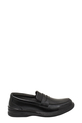 HUSH PUPPIES Prince Penny Loafer Leather Slip On