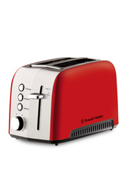 RUSSELL HOBBS Heritage Vogue 2 Slice Toaster Red