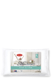 TONTINE SLEEP SELECT PILLOW HIGH & FIRM