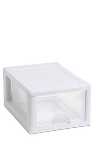 STERILITE SHOE DRAWER WHITE 20518006