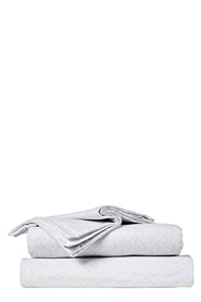 LINEN HOUSE Miyuki Flannelette Sheet Set King Single Bed