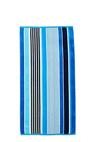 SOREN Oasis Stripe Velour Towel