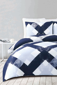 SHAYNNA BLAZE Evandale Cotton Quilt Cover Set Queen Bed