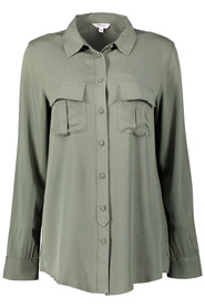 KHOKO COLLECTION Military Shirt