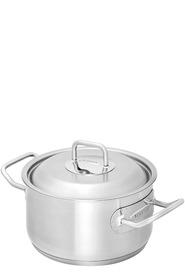 SCANPAN Commercial Stainless Steel Dutch Oven 24cm