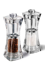 COLE & MASON Precision Salt And Pepper Grinder Set