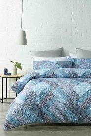 PHASE 2 Morley quilted quilt cover set kb