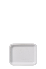 SHAYNNA BLAZE Haven Small White Wash Serving Tray