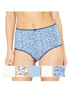 THE COLLECTION 5pk Bird And Sprig Full Brief