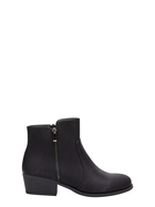 Michelle Side Zip Ankle Boot