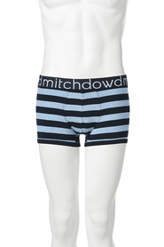MITCH DOWD STRIPY MARLE FITTED TRUNK - Style No. VF010