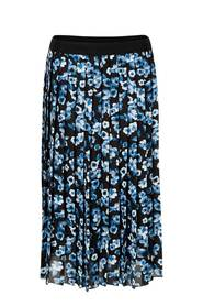 KHOKO SMART Print Pleated Skirt