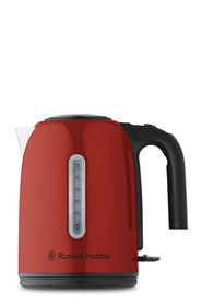 RUSSELL HOBBS Cambridge Breakfast Pack Red