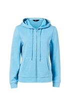 LMA ACTIVE Zip Thru Brushed Fleece