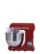 SMITH & NOBEL 1000W Planetary Stand Mixer Red