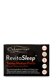 ONKAPARINGA Natural Talalay Pillow Medium