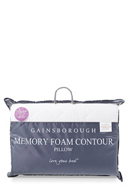 GAINSBOROUGH Memory Foam Pillow Contour