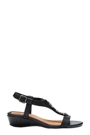 DF SUPERSOFT Chambers Trim Strap Detail Sandal