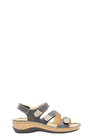 NATURAL COMFORT Lark Leather Multi Strap Sandal