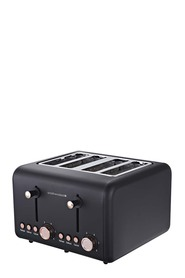 SMITH & NOBEL 4 Slice Toaster Rose Gold