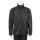 DIADORA MENS ZIP THRU MELANGE JACKET