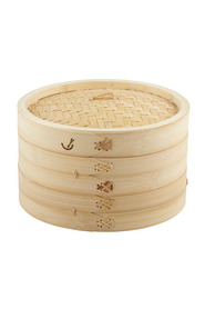 DAVIS AND WADELL Asia One Bamboo Steamer 26Cm