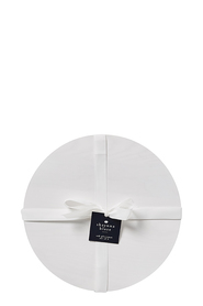 SHAYNNA BLAZE Haven Wash Placemat Set White 2pc