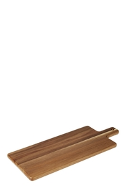 HEIRLOOM GOODS Acacia Paddle Board Rectangle 48x20cm