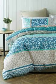 PHASE 2 Thornley Quilted Quilt Cover Set QB